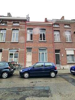 Rijhuis met tuin te koop in Mechelen