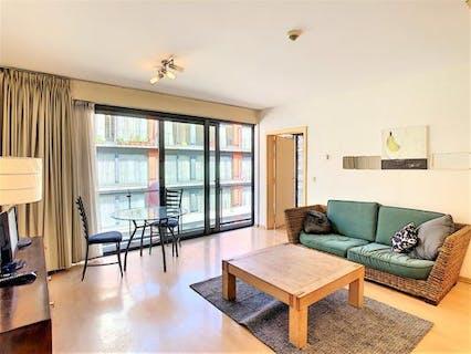 1 slaapkamer appartement te koop in hartje Brussel!