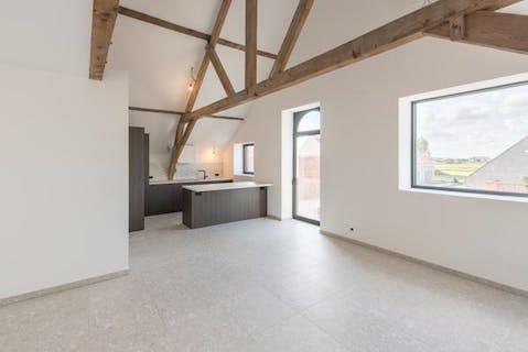 Appartement in cohousing project Boldershof te Stene