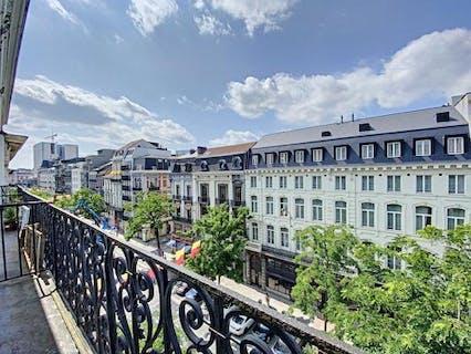 Spacieux appartement avec 1 chambre à Bruxelles