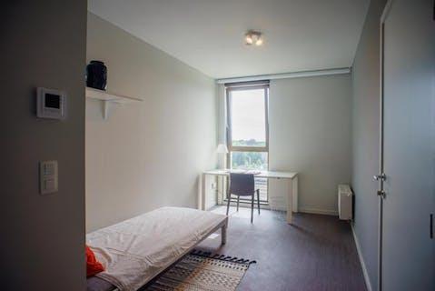 Studentenkamer te koop aan het station van Brugge