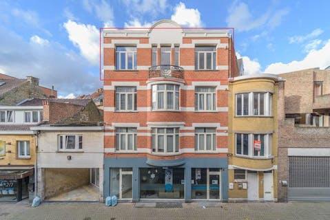 Appartement met 2 slaapkamers in centrum De Panne