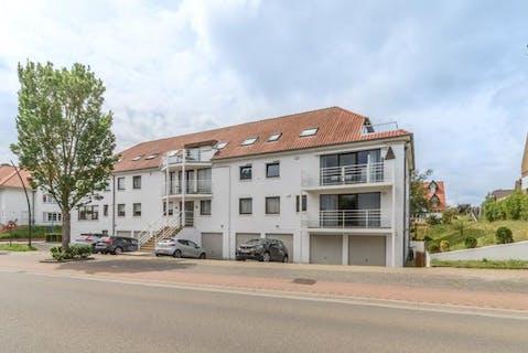 Ruime duplex met 2 slaapkamers op centrale ligging te Koksijde-Bad