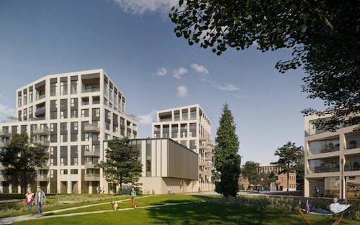 Nieuwbouwproject Suikerpark - Appartement te koop Suikertoren Veurne