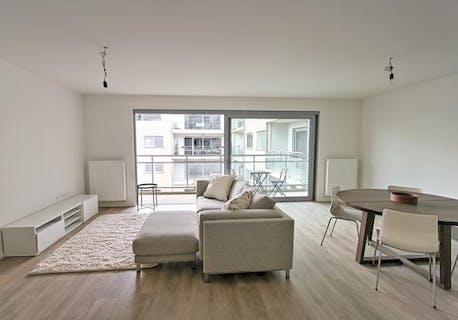 Lichtrijk nieuwbouwappartement met 2 slaapkamers gelegen in Willebroek