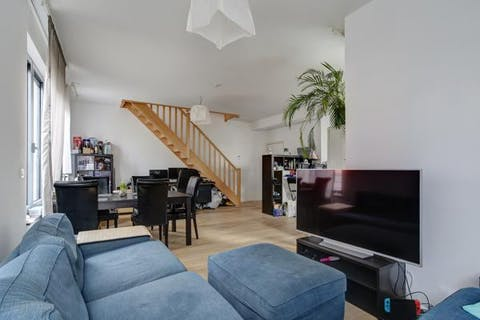 Duplex-appartement avec tres grande terrasse à Schaerbeek