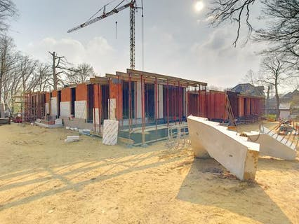 Nieuwbouwappartement met 2 slaapkamers te koop