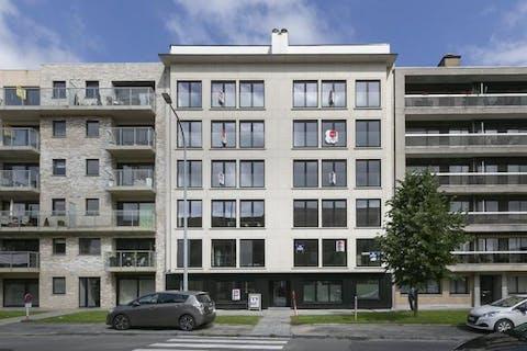 Residentie Meidoorn 2 of 3 slaapkamer appartementen, terras en garage
