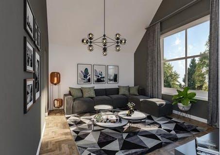 Nieuw appartement met twee slaapkamers te koop in het centrum van Veurne