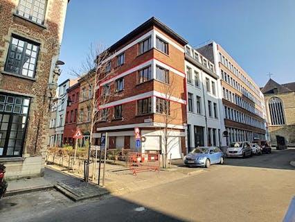 Gezellig appartement te koop in de Sint-Andrieswijk te Antwerpen.