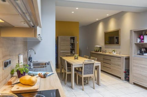 Gerenoveerd huis te koop in Kluisbergen