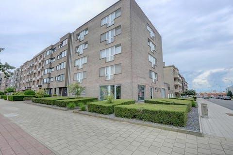 Instapklaar en energievriendelijk appartement van 110m² met 2 grote slaapkamers en ruim terras.