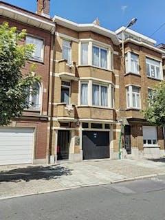Bel et lumineux appartement à louer 1 chambre à Jette sur l'Odon Warlandlaan.