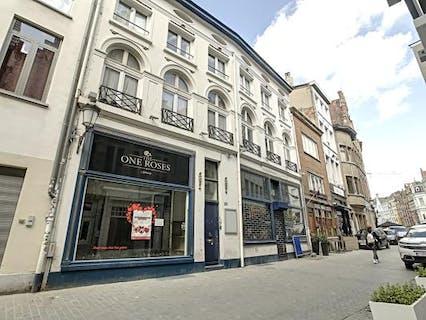 Handelshuis te koop op toplocatie in het centrum van Antwerpen