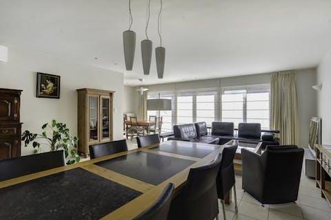 Prachtig appartement op de eerste verdieping in het centrum van Maria Ter Heide te koop!