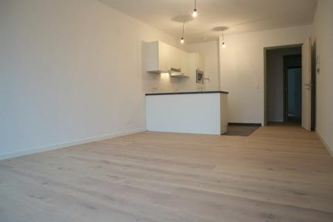 New apartment with 2 bedrooms on the site of Tour & Taxis!
