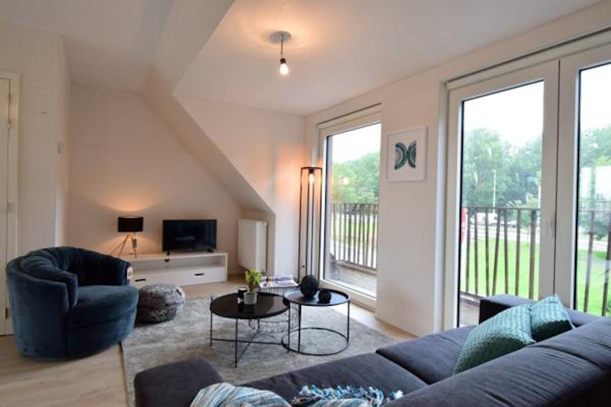 Nieuw dakappartement met 2 terrassen te Knokke-Heist
