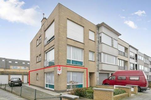 Knus appartement met mogelijkheid tot garagebox nabij centrum Knokke-Heist