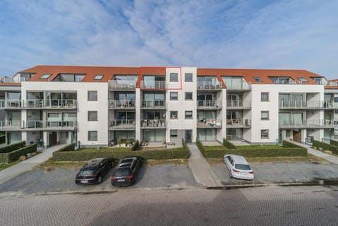 Instapklaar appartement met 2 slaapkamers te koop in Veurne