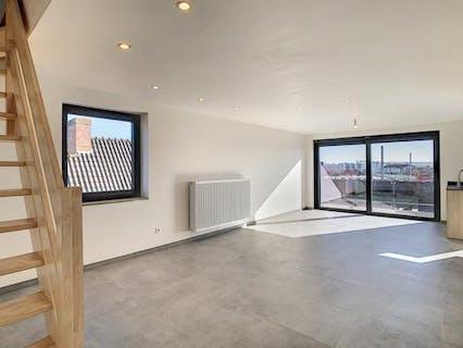 Duplexappartement met zonnig terras in Poperinge