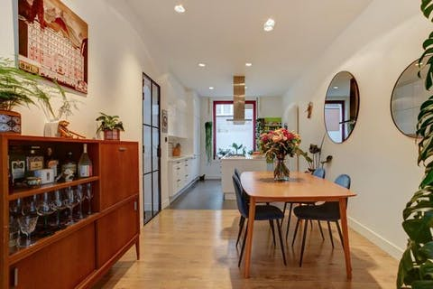 Hippe woning met 3 slaapkamers en magnifieke stijl in Sint-Amandsberg