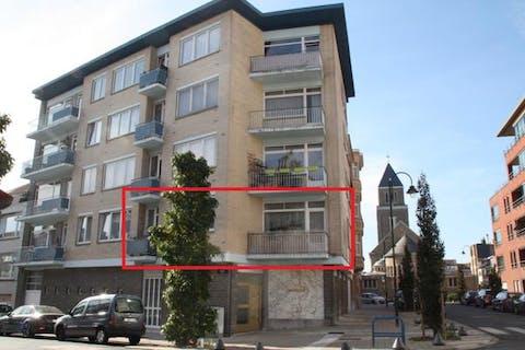 Appartement agréable avec 2 chambres à Jette