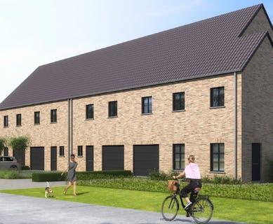 2 energiezuinige nieuwbouwwoningen als investering te koop te Lebbeke!