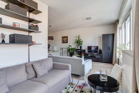 Etterbeek Apartment of ± 111 m² with 3 bedrooms