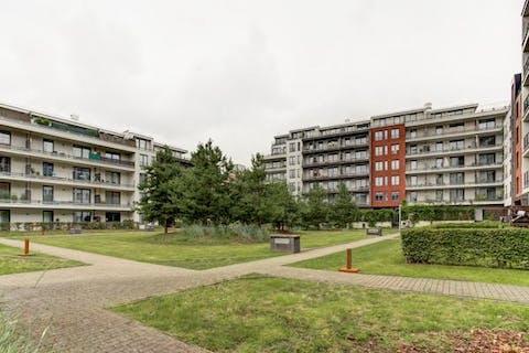 Appartement nabij Meiser te Schaarbeek, Brussel