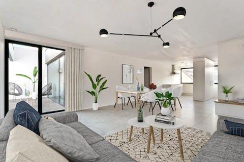 Nieuwbouwappartement in residentie 'Eden Roc'