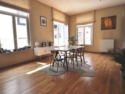 Appartement in centrum Brussel