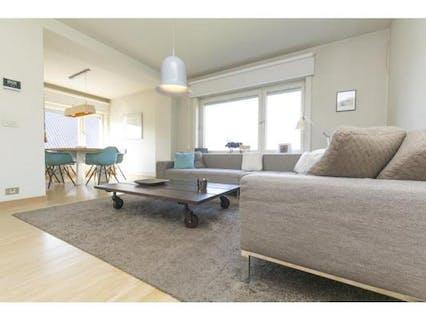 Appartement met 1 slaapkamer en tuin te huur in Waregem
