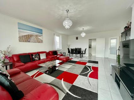 Ruim appartement te koop met prachtig uitzicht op Linkeroever.