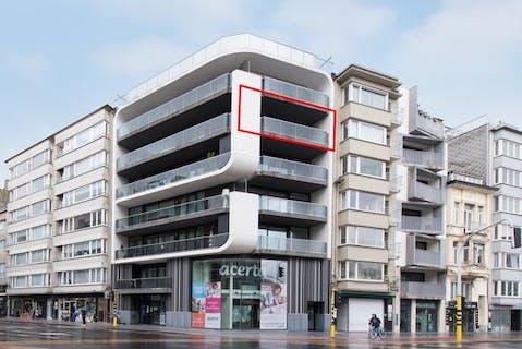 Prachtig modern 1 slaapkamer appartement te koop