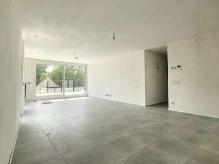 Nieuwbouwappartement met 2 slaapkamers te huur in Waregem
