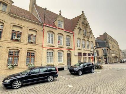 Appartement met 1 slaapkamer te huur in centrum Veurne