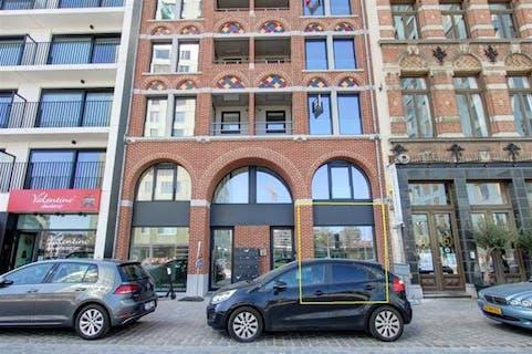 Kantoren gelegen aan het Eilandje, in centrum Antwerpen