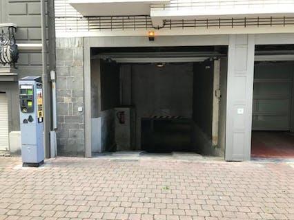 Garagebox dichtbij het stadhuis te Oostende