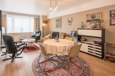 Gezellig 1 slaapkamer appartement te Middelkerke