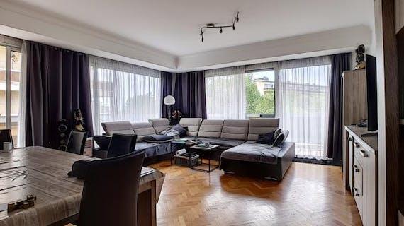 Parc Brugman - appartement de120 m² avec 3 chambres + terrasses + poss. parking