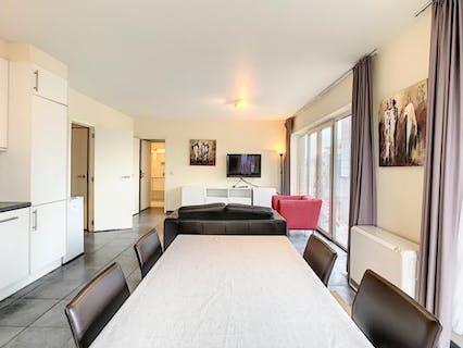 Penthouse avec 2 chambres à vendre au centre de Bruxelles!