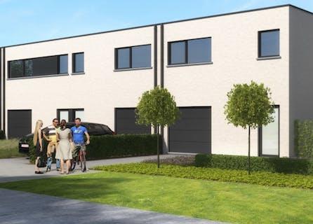 3 energiezuinige nieuwbouwwoningen als investering te koop te Lebbeke!