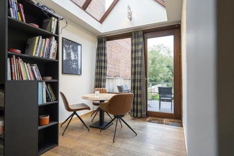 Leuke woning te koop met 3 slaapkamers centrum Wevelgem