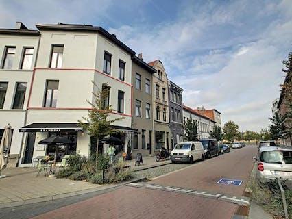 Gezellig appartement te koop in Antwerpen Noord.