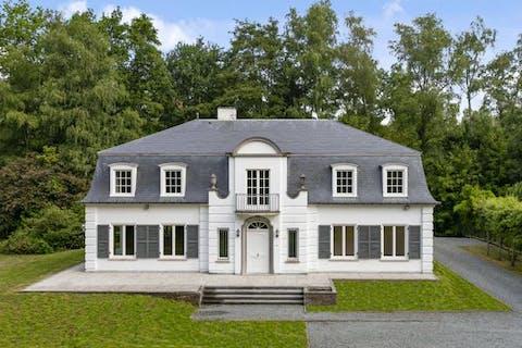 Luxueuze villa op gewilde locatie in Heusden
