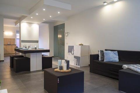 Instapklaar appartement te koop centrum Lauwe!