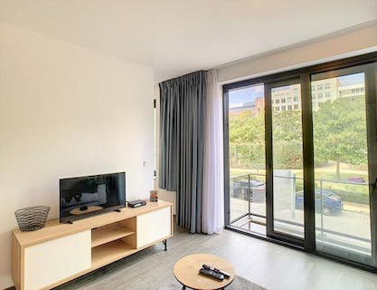 New furnished 1 bedroom apartment  in Brussels!
