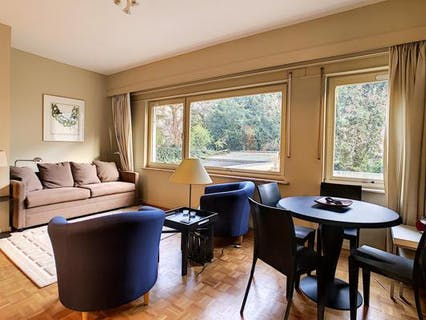 Furnished studio in Châtelain area