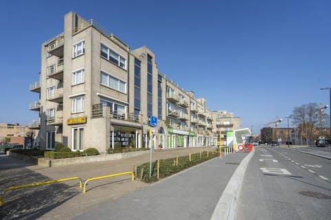 Gerenoveerd appartement (ca. 90m²) met 2 kamers te Waregem
