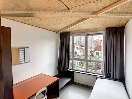 Studentenkamer te koop in Antwerpen